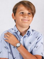 Zegarek dla dzieci  Junior F16908-1 - duże 4