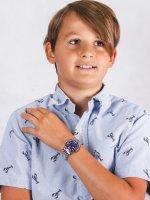 Zegarek dla dzieci  Junior F20459-2 - duże 4
