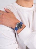 Casio LW-200-2AV dla dzieci zegarek Sportowe pasek