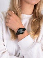 Casio LW-203-1BVEF dla dzieci zegarek Sportowe pasek