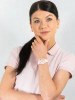 Zegarek dla dzieci fashion/modowy ICE Watch Ice-Glam Pastel ICE.001065 ICE.GL.PL.S.S.14 rozm. S szkło mineralne - duże 4