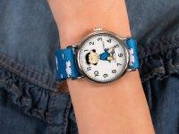 zegarek Timex TW2R41300 srebrny Weekender
