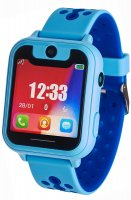 Garett 5903246281972 zegarek niebieski sportowy Dla dzieci pasek