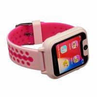 Garett 5903246281989 zegarek różowy sportowy Dla dzieci pasek
