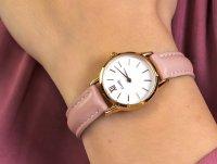 zegarek Cluse CL50010 różowe złoto La Vedette