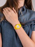 Knock Nocky CB3707007 dla dzieci zegarek Color Boom pasek