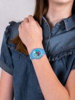 Zegarek dla dzieci Knock Nocky Fluffy FL KOTI - duże 5