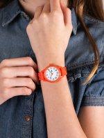 Lacoste 2030010 dla dzieci zegarek Damskie pasek