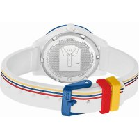 Lacoste 2030027 zegarek niebieski klasyczny Damskie pasek