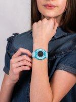 Zegarek dla dzieci QQ Damskie M181-804 - duże 5