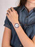 QQ RP01-008 dla dzieci zegarek Smile pasek