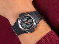Casio AW-590-1AER G-SHOCK Original Speed Shifter zegarek dla dzieci sportowy mineralne