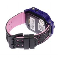 zegarek Garett 5903246284577 Smartwatch Garett Kids Play Fioletowy dla dzieci z gps Dla dzieci