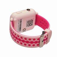 zegarek Garett 5903246281989 kwarcowy dla dzieci Dla dzieci Smartwatch Garett Kids Nice różowy