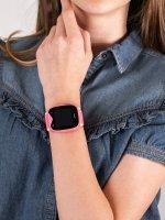 zegarek Garett 5903246284614 Smartwatch Garett Kids Sweet 2 różowy dla dzieci z gps Dla dzieci