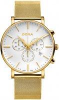Zegarek męski Doxa  d-light 172.30.011.211 - duże 1