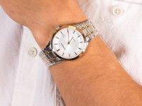 Adriatica A1236.R113Q zegarek elegancki Bransoleta