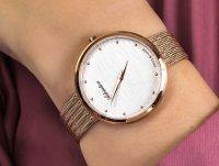 Zegarek elegancki Adriatica Bransoleta A3716.9143Q - duże 6