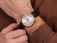 Adriatica A1277.9213Q Classic zegarek elegancki Pasek
