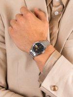 Zegarek elegancki Orient Contemporary FAB00003B9 - duże 5