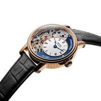 Epos 3435.313.24.26.25 zegarek różowe złoto klasyczny Oeuvre DArt pasek