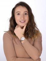 zegarek Esprit ES108542001 różowe złoto Damskie