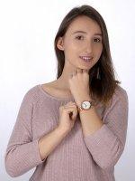 zegarek Esprit ES109032003 różowe złoto Damskie