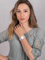 Anne Klein AK-1019WTWT zegarek damski Bransoleta