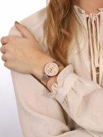 Anne Klein AK-3686PMRG damski zegarek Bransoleta bransoleta