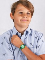 Zegarek fashion/modowy  Dla dzieci TWG014900 Time Teacher Machines - duże 4