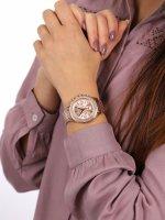 Armani Exchange AX5652 damski zegarek Fashion bransoleta