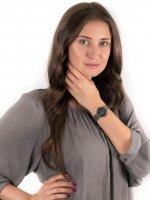 Anne Klein AK-1018RGGY zegarek damski Bransoleta