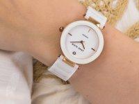 Anne Klein AK-1018RGWT zegarek fashion/modowy Bransoleta