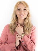 Zegarek fashion/modowy Anne Klein Bransoleta AK-1362CHGB - duże 4