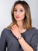 Zegarek fashion/modowy Anne Klein Bransoleta AK-2656RGRG - duże 4