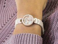 Anne Klein AK-2660LPRG zegarek fashion/modowy Bransoleta