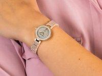 Zegarek fashion/modowy Anne Klein Bransoleta AK-2660TNGB - duże 6