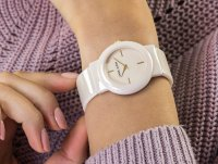 Anne Klein AK-2834LPGB zegarek fashion/modowy Bransoleta