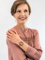 Anne Klein AK-2988RGRG zegarek damski Bransoleta