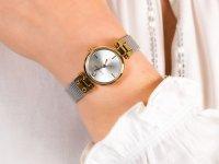 Anne Klein AK-3003SVTT zegarek fashion/modowy Bransoleta