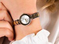 Zegarek fashion/modowy Anne Klein Bransoleta AK-3151SVTT - duże 6