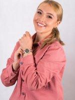 Anne Klein AK-3160TNRG zegarek damski Bransoleta