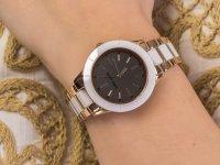Anne Klein AK-3160WTRG zegarek fashion/modowy Bransoleta