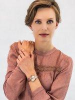 Anne Klein AK-3168RGRG zegarek damski Bransoleta