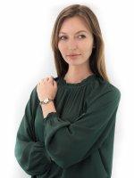 Zegarek fashion/modowy Anne Klein Bransoleta AK-3235SVTT - duże 4
