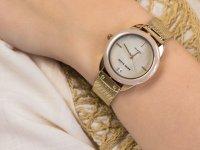 Anne Klein AK-3258TNGB zegarek fashion/modowy Bransoleta
