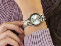 Zegarek fashion/modowy Anne Klein Bransoleta AK-3279SVRT - duże 6