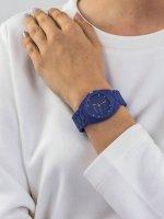 Zegarek fashion/modowy Anne Klein Pasek AK-1957CBST - duże 5