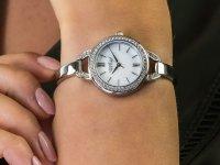 Zegarek fashion/modowy Caravelle Bransoleta 43L166 - duże 6