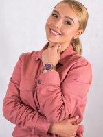 Zegarek fashion/modowy Caravelle Bransoleta 44L212 - duże 4